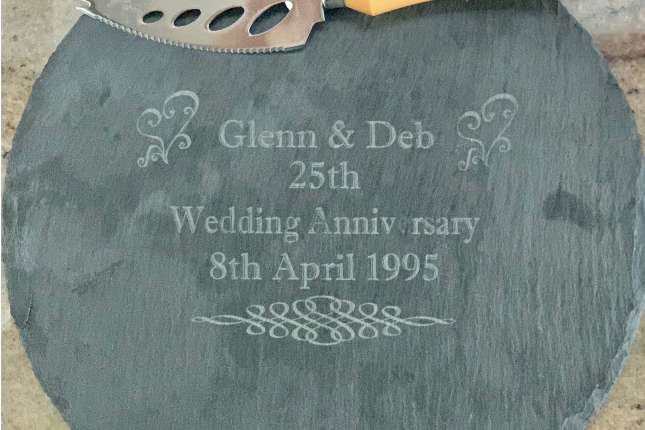 PERSONALISED ENGRAVING PRODUCTS